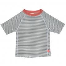 Lassig UV T-shirt μπλουζάκι θαλάσσης - Coral Stripes 1431020830