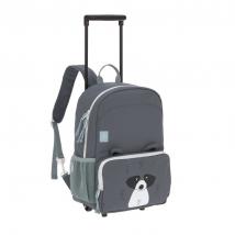 Lassig παιδικό trolley-backpack - 1204008250 Racoon