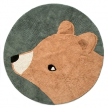 Sebra παιδικό χαλί - Woody the Bear 400310014