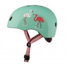 MICRO παιδικό κράνος - Flamingo