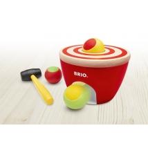 Brio ξύλινο παιχνίδι με μπάλες - 30519