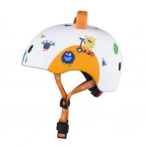 MICRO παιδικό κράνος - Monsters 3D (NEW!)