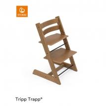 Stokke® Tripp Trapp καρέκλα φαγητού Οak Brown - Oak Brown