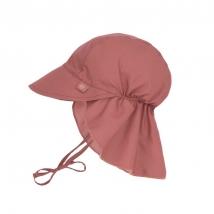 Lassig παιδικό καπέλο με προστασία λαιμού - Rosewood 1433006619