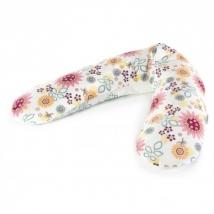 Theraline μαξιλάρι θηλασμού & εγκυμοσύνης The Original - Summer Bloom 80