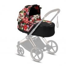 Cybex Priam Lux πορτ-μπεμπέ Limited edition - Spring Blossom Dark