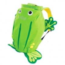 Trunki PADDLEPAK αδιάβροχο παιδικό  σακίδιο - Frog