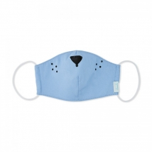 Noodoll παιδική μάσκα - Ricecube Blue