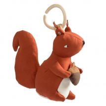 Sebra  μουσικό παιχνίδι - Star the squirrel 301330008