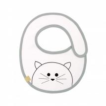 Lassig σαλιάρα μικρή - Little Chums Cat (New)