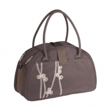 Lassig Shoulder bag τσάντα αλλαγής - Ribbon Slate