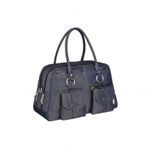 Lassig  Metro Bag  τσάντα αλλαγής Green Label - Denim blue