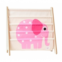 3 sprouts θήκες για βιβλία - Elephant