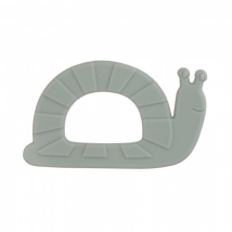 Lassig μασητικό Garden Explorer από σιλικόνη - Snail 1313012563