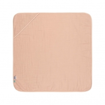 Laessig πετσέτα μπάνου με κουκούλα - Light Pink 1312015703