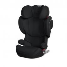Cybex Solution Z i-Fix παιδικό κάθισμα αυτοκινήτου - Deep Black