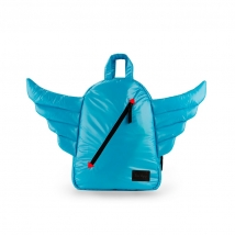 7AM MINI παιδικό backpack Wings - Turquoise