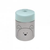 Lassig μεταλλικό βάζο φαγητού - Little Chums Dog 1310024524