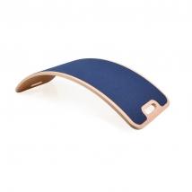 Curvelab σανίδα ισορροπίας με τσόχα - Dark Blue