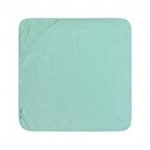 Laessig πετσέτα μπάνου με κουκούλα - Mint 1312015503