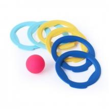Quut Ringo Κρίκοι με μπάλα για παιχνίδια στην άμμο - 171300