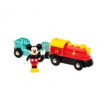 Brio ξύλινο τραινάκι Disney - 32265 Mickey