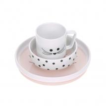Lassig σετ φαγητού από πορσελάνη - Little Chums Mouse 1210037725