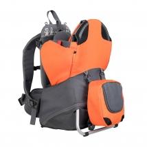 Phil&Teds Parade baby carrier - orange/grey