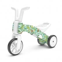 Chillafish Bunzi ποδήλατο εκμάθησης ισορροπίας - FAD Limited Edition - Giraffiti