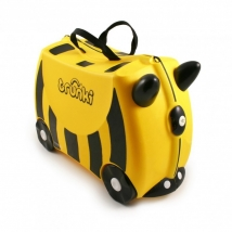 Trunki  παιδική βαλίτσα ταξιδιού - Bernard the bumblebee 0044