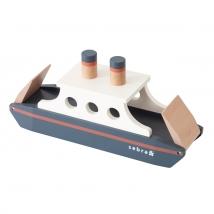 Sebra ξύλινο ferry boat - 300530012