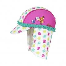 Playshoes καπέλο θαλάσσης - Maus Blumen 461099