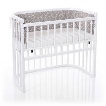 babybay® λίκνο Comfort - White 190102