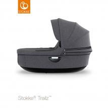 Stokke® Stroller Black πορτ μπεμπέ - Black Melange