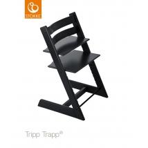 Stokke Tripp Trapp παιδική καρέκλα - Black