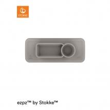 ezpz™ by Stokke® ένθετο για τον δίσκο Clikk™ - soft grey