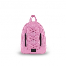 7AM MINI παιδικό backpack Bows - Blush