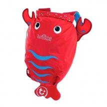 Trunki PADDLEPAK αδιάβροχο παιδικό  σακίδιο - Lobster