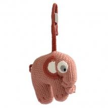 Sebra crochet μουσικό παιχνίδι - Bloss 301320009(NEW!)