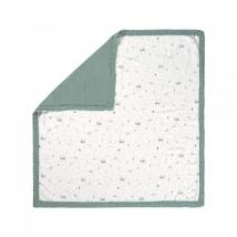 Lassig μαλακή κουβέρτα από μπαμπού - Garden Explorer boys 1312021481