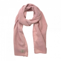 Lassig μαντήλα θηλασμού από μουσελίνα - Rose 1531007707
