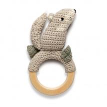 Sebra crochet κουδουνίστρα AW21-22 - Moon the wolf 300930050