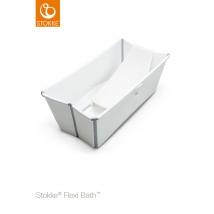 Stokke® Flexi Bath® μπανάκι Bundle - Λευκό