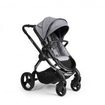 iCandy Peach 2020 παιδικό καρότσι - Phantom Light Grey Check