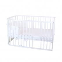 babybay® σετ μετατροπής σε  κούνια - Λευκό