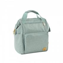 Lassig τσάντα αλλαγής Glam Goldie backpack - Mint 1103010511