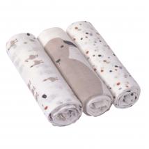 Lassig μαλακό πανί πολλαπλών χρήσεων - Tiny Farmer Speckles 1312001841