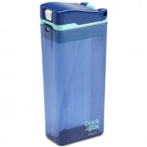 Drink in the box παγουρίνο large - blue