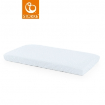 Stokke Home κατωσέντονο - Blue Sea (Organic Cotton) 2pcs