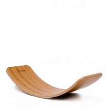 Wobbel σανίδα ισορροπίας Bamboo - Bamboo